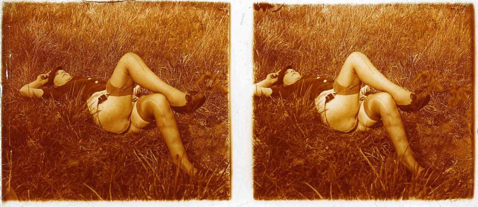 Soft mature nude women