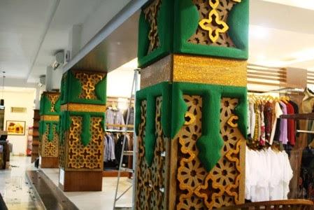 Citra senimandiri solusi dekorasi jogja citra senimandiri for Dekorasi lebaran hotel