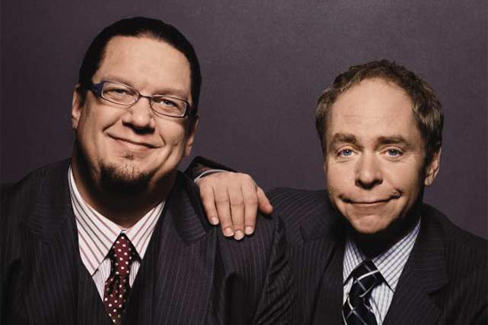Are penn and teller gay