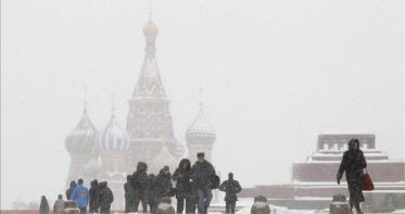 Una ola polar hará caer las temperaturas en Siberia hasta los 50 grados bajo cero, 05 de Febrero 2013