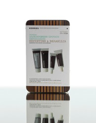 Korres limited edition face regimen kits