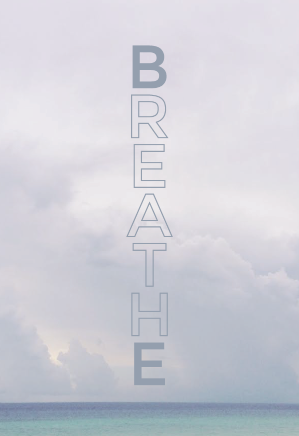 breathe + be.