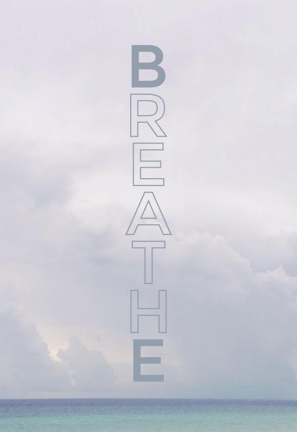 breathe + be.