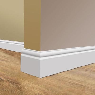 Home Improvement Tips: Skirting Boards vs Ceramic Tiles #JabisodTips ...