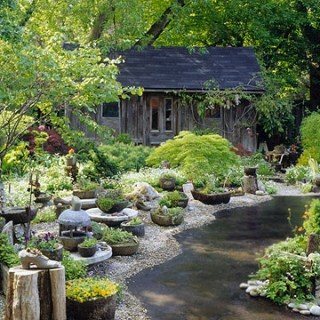 Home decorations inexpensive backyard ideas cheap for Cheap patio ideas for small yard