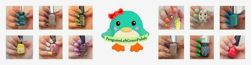 PenguinsLeftGreenPolish
