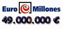 Resultados de Euromillones del martes 8 de julio de 2014
