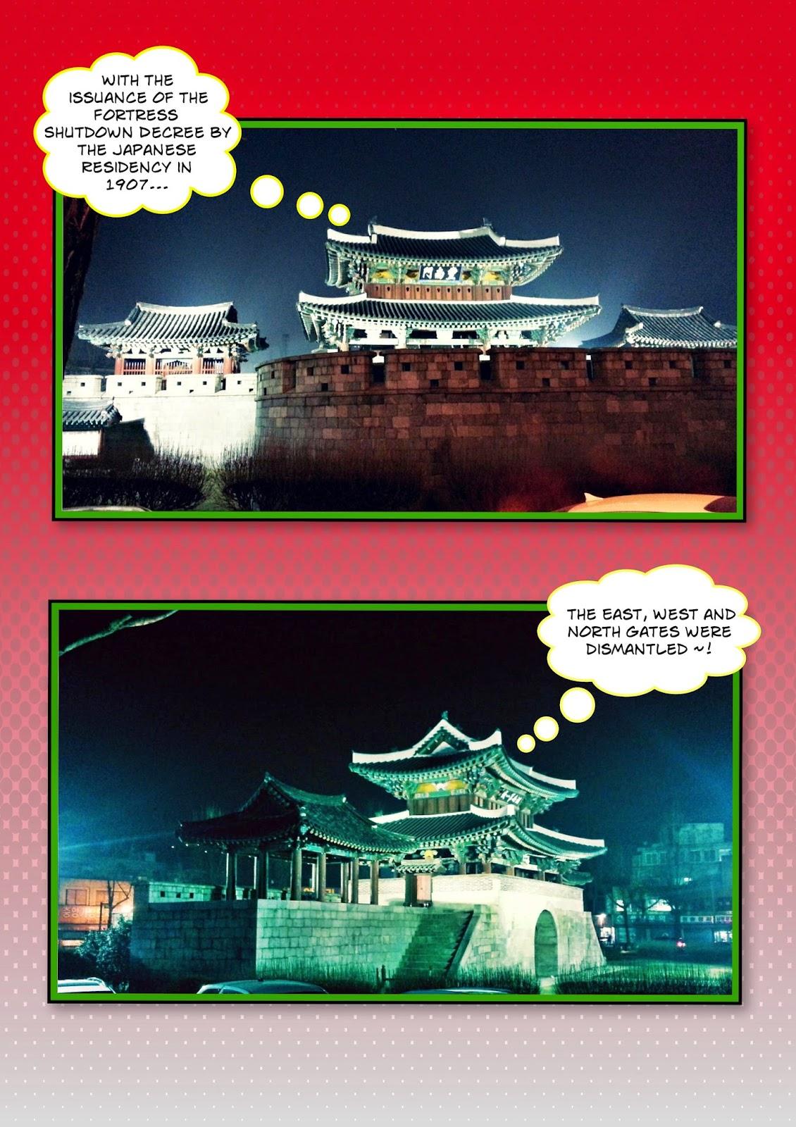 Jeonju Pungnammun Gate 풍남문 | meheartsoul.blogspot.com