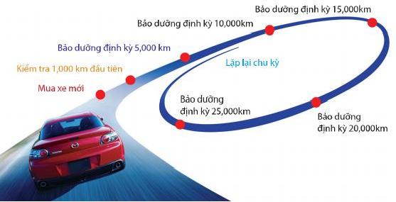 Bảo dưỡng định kỳ mấy tháng 1 lần| Bảo dưỡng xe mazda| Bảo dưỡng xe ô tô 6 tháng 1 lần| bảo dưỡng xe mazda tại hà nội