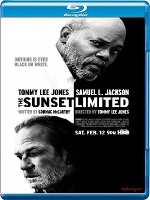 Filme Poster The Sunset Limited BDRip XviD Dual Audio & RMVB Dublado