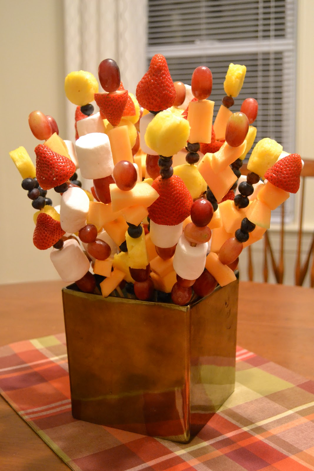 Much Ado About Somethin Edible Arrangement How To