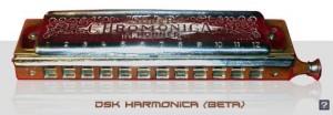 DSK Harmonica - Plugin VST de Gaita Harmônica