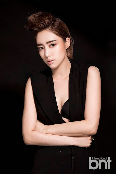 Eunjung Bnt International 2014