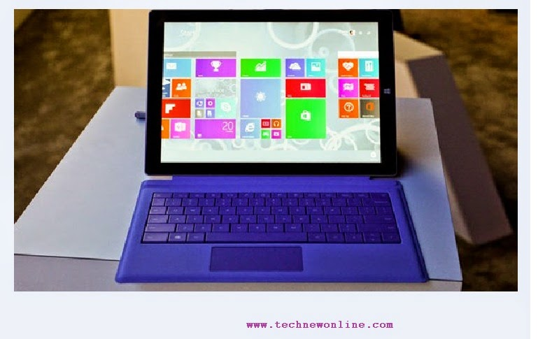 Surface Pro 3 - ambitions to replace the traditional laptop 4