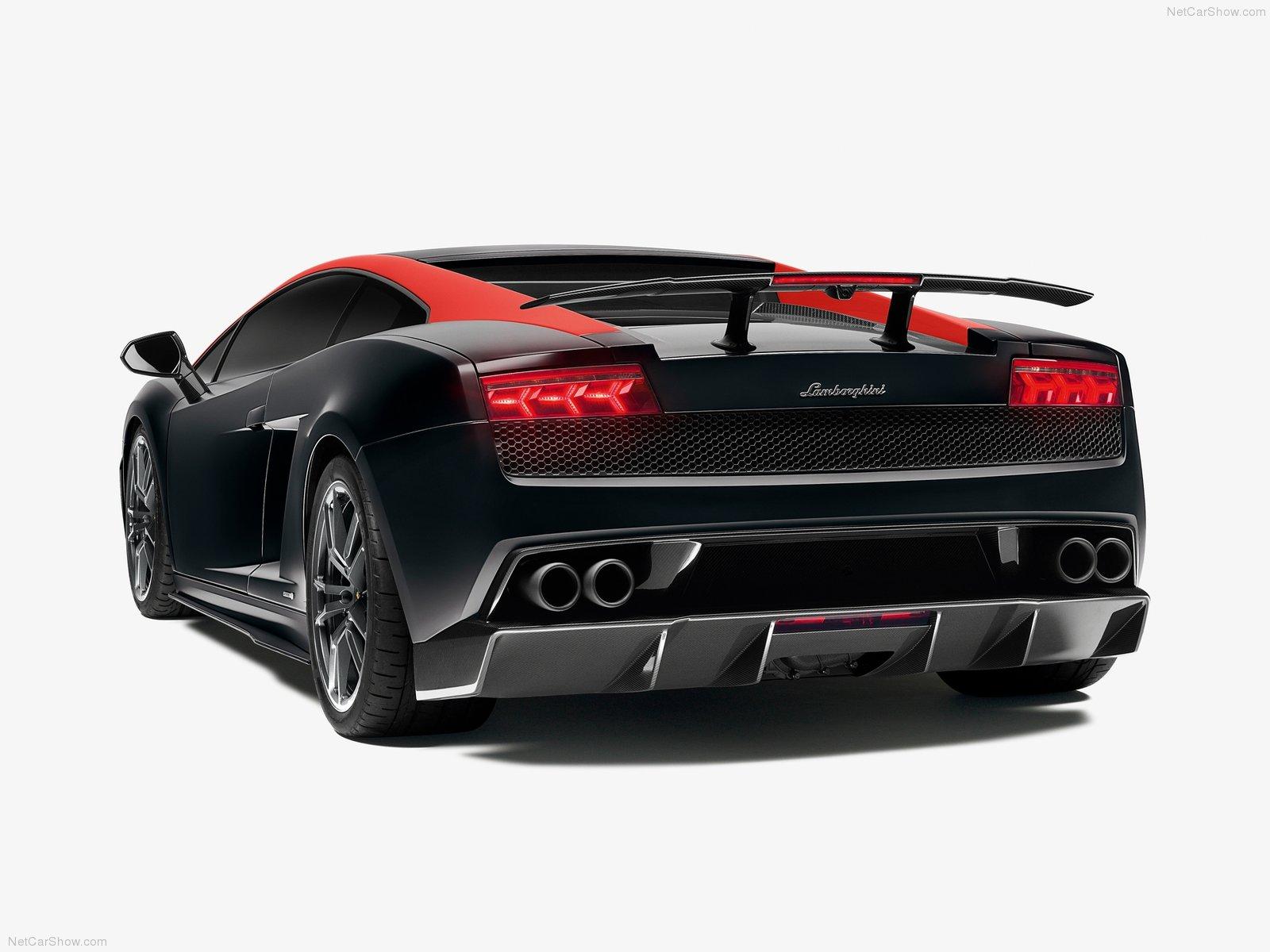 Hình ảnh siêu xe Lamborghini Gallardo LP570-4 Edizione Tecnica 2013 & nội ngoại thất