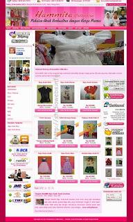 Hammita Collection Grosir Pakaian Anak Berkualitas Harga Pantas