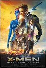 X Men: Days of Future Past en Streaming