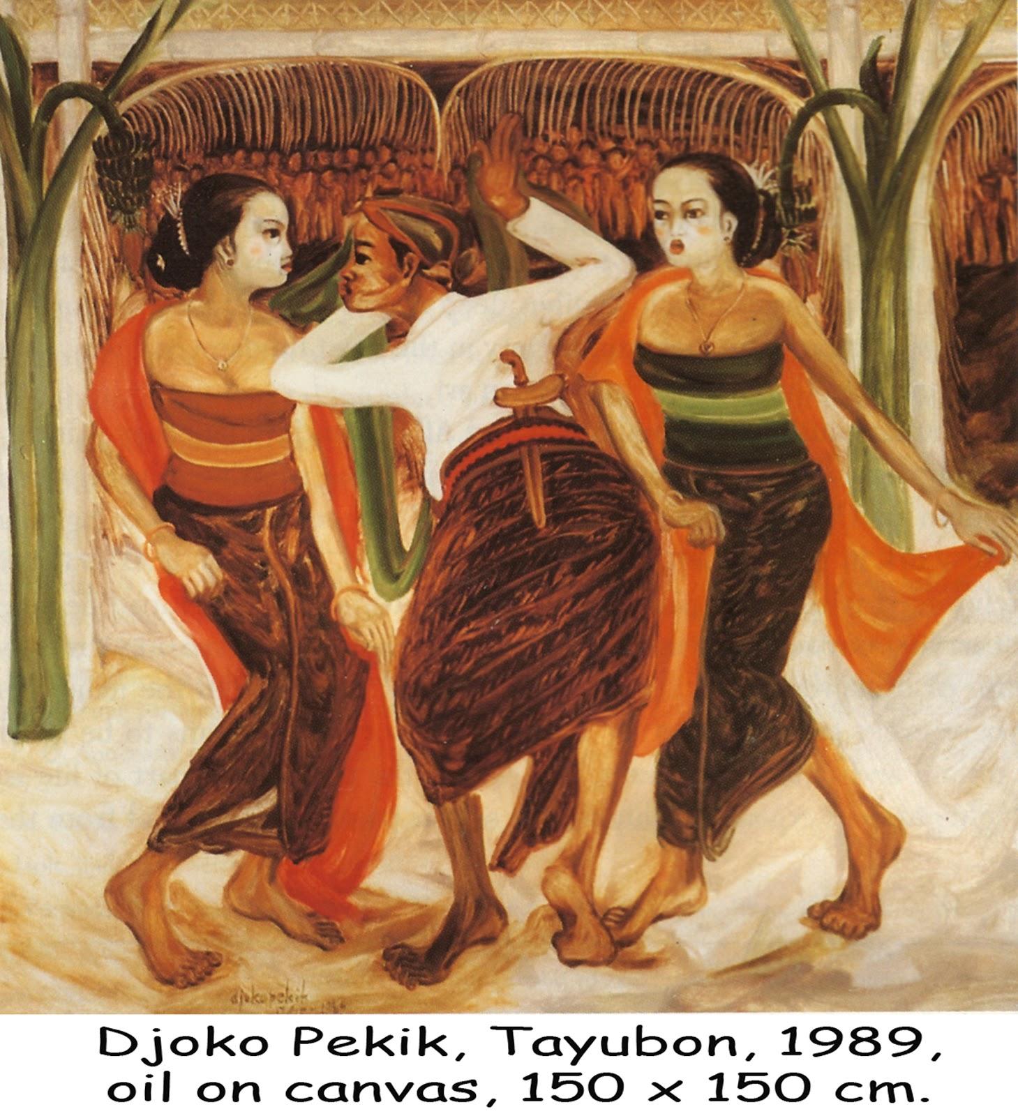 aku cinta seni budaya: KARYA SENI RUPA MURNI NUSANTARA (Bagian II)