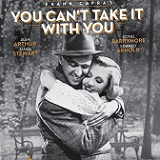 You Can't Take It With You Will Debut on Blu-ray on December 8th