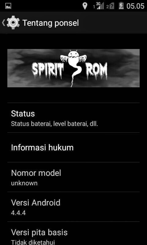 Rom Spirit