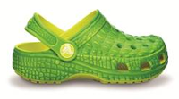 Limited edition 10th birthday Crocs