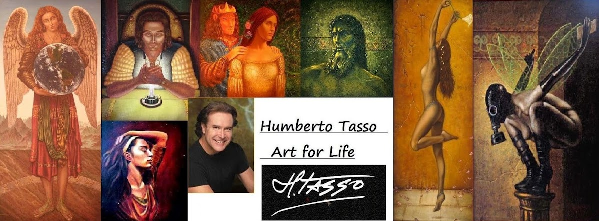Humberto Tasso Art for Life