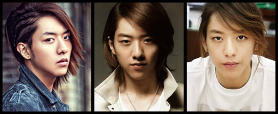 Jung Shin before the haircut he got for My Daughter Seo Young.