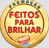 Promoção Feitos para Brilhar Farinha Láctea Nestlé