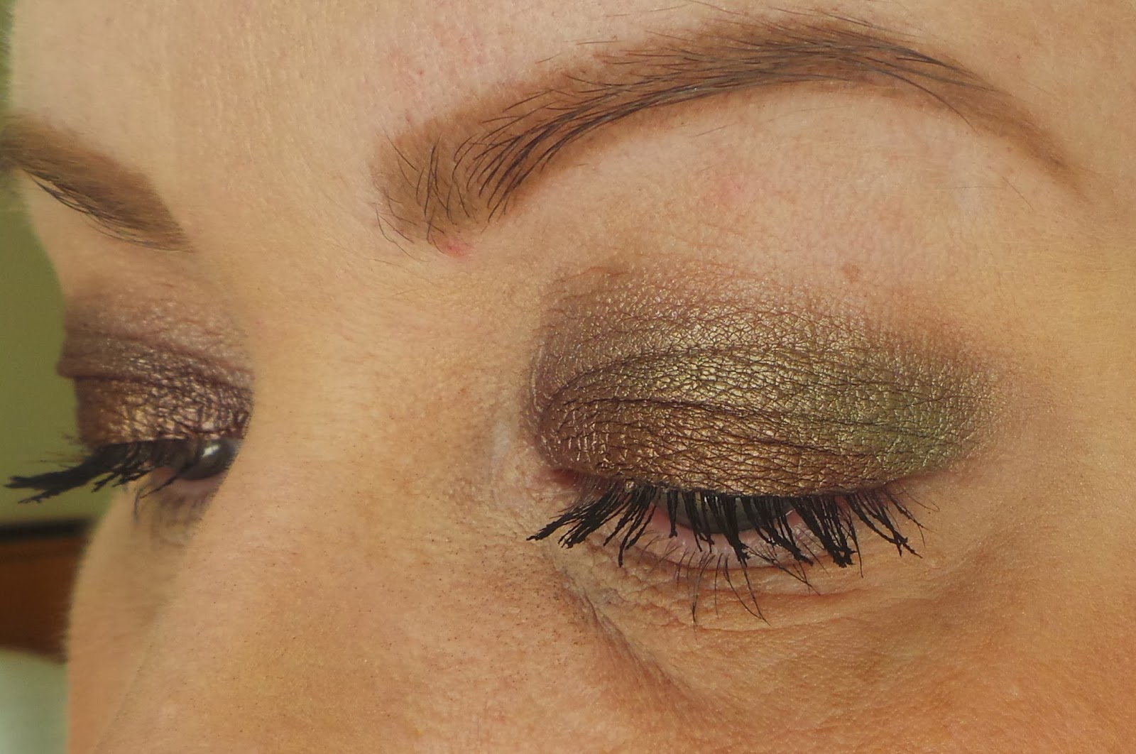 Zoeva Mixed Metals palette review,