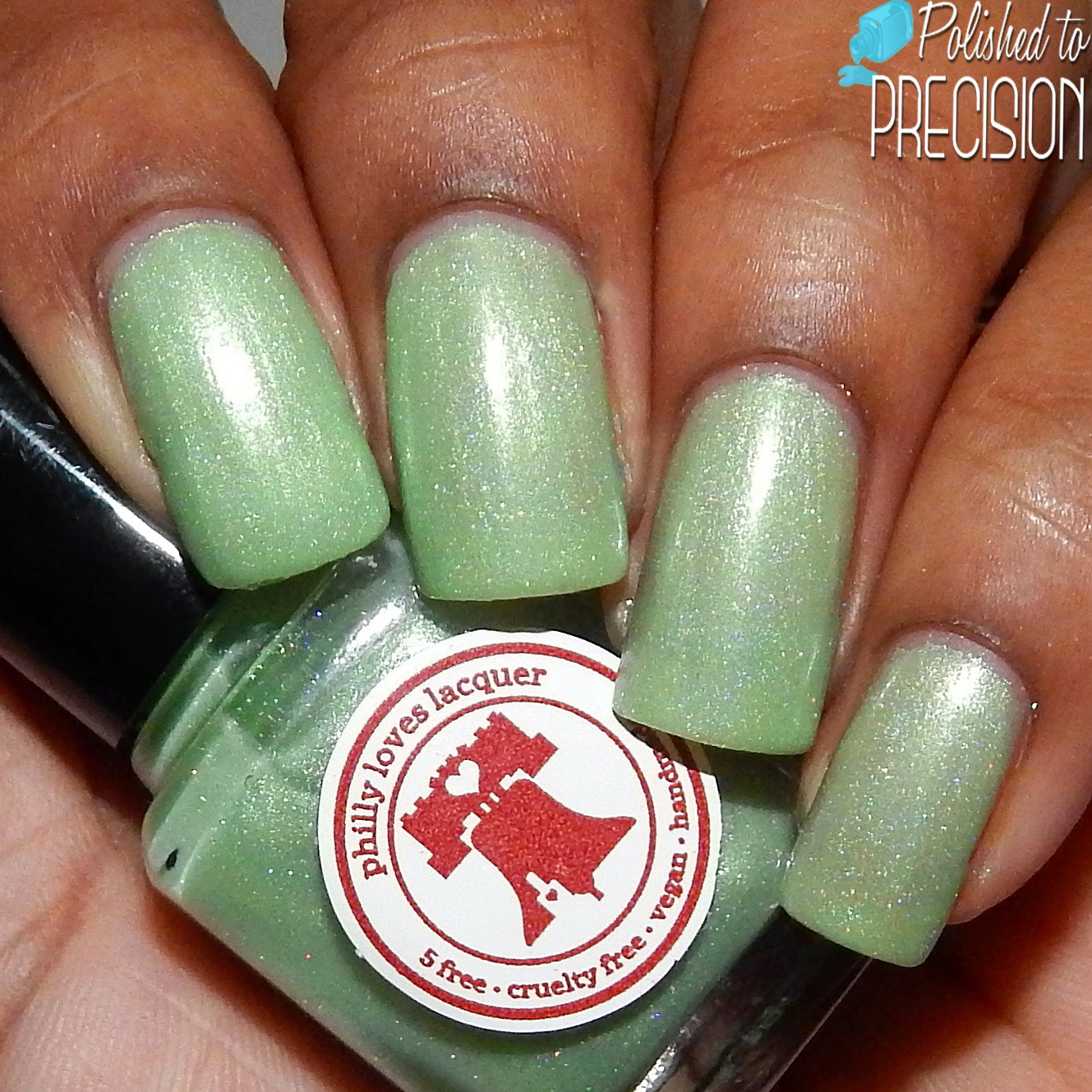 Philly Loves Lacquer Dr. Greenthumb