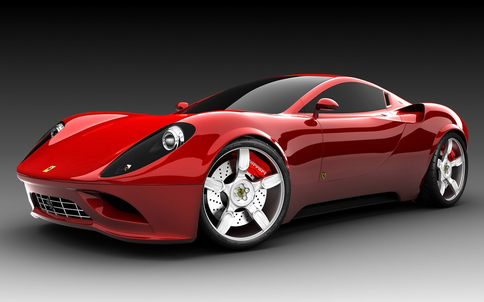 Ferrari Car HD Wallpaper for iPhone