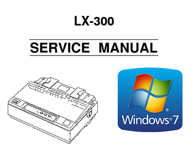 драйвер epson lx-300+windows xp