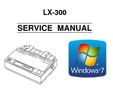 epson lx 300 printer driver for windows 7 32 bit