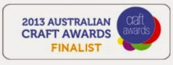 FINALIST - Australian Craft Awards