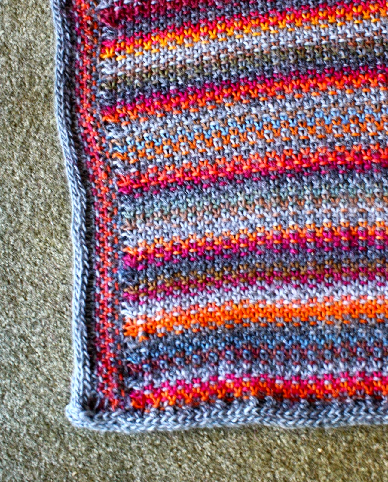 Knitting Linen Stitch Bind Off : QueerJoes Knitting Blog: 03/01/2015 - 04/01/2015