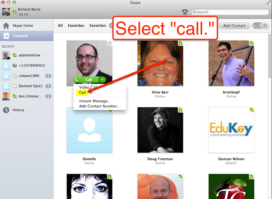 How to Record Skype Calls with Audio on a Mac for FREE ...