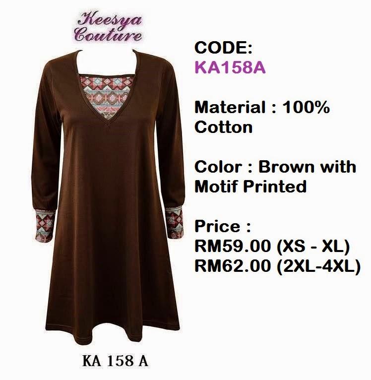 T-shirt-Muslimah-Keesya-KA158A