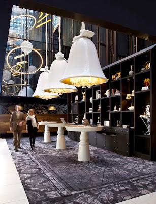 Ayd nlatma ve dekor d nyas ndan geli meler marcel wanders for Dekor hotel
