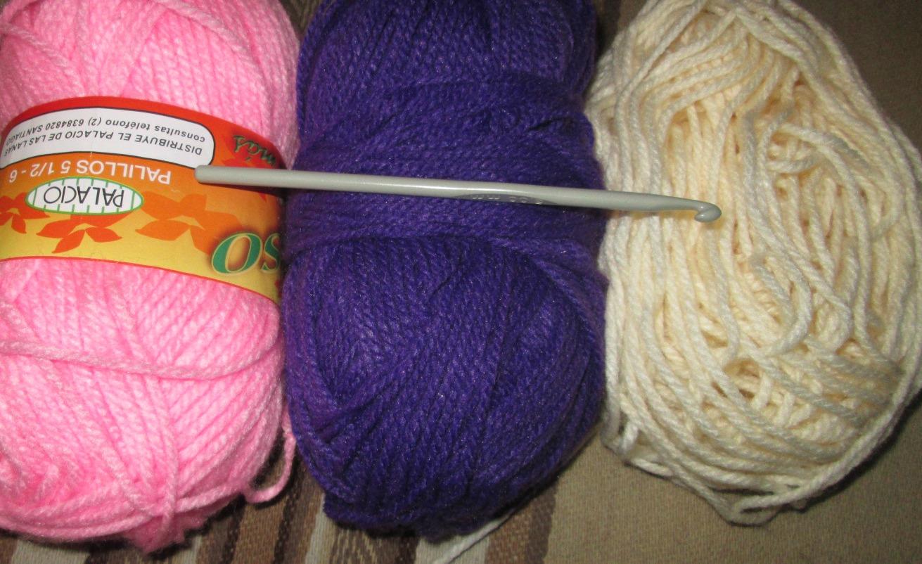 Granny square cuadraditos tutorial crochet desde el tabo - Cuadraditos de crochet ...