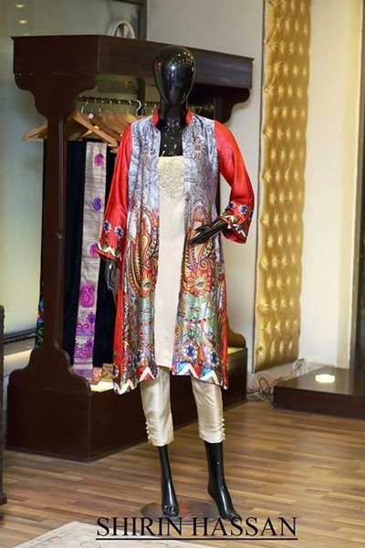 Shirin Hassan Winter Collection 2014