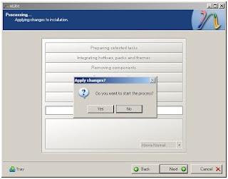 Cara Install Windows XP pada harddisk SATA dengan bantuan nlite