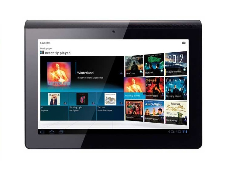 Sony Tablet S 3G Specifications :