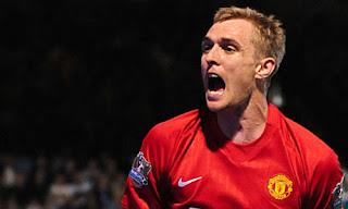 Darren Fletcher, Manchester United id