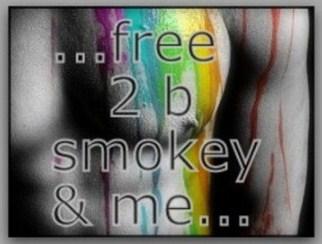 ...smokey & me again !!!...