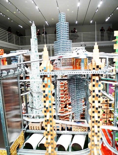 newsgallery chris burden metropolis ii a buzzing image