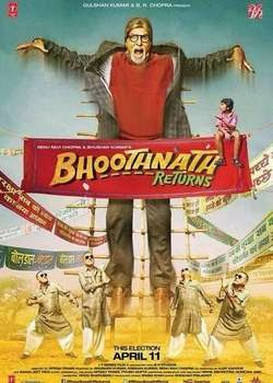 Bhoothnath Returns (2014) Movie