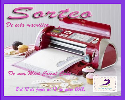 Sorteo The Color of Sugar