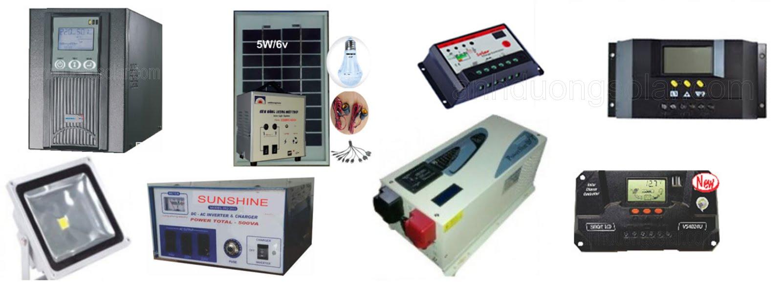 Điện mặt trời, Pin mặt trời, điều khiển sạc, ... hotline. 0989-043-971