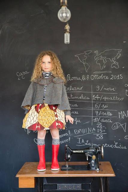 #StellaJean #backtoschool #fkidswear