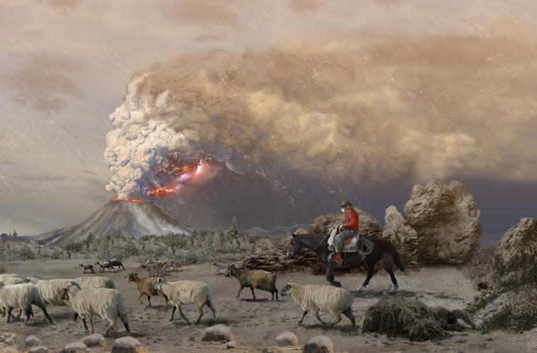 Apertura Volcan